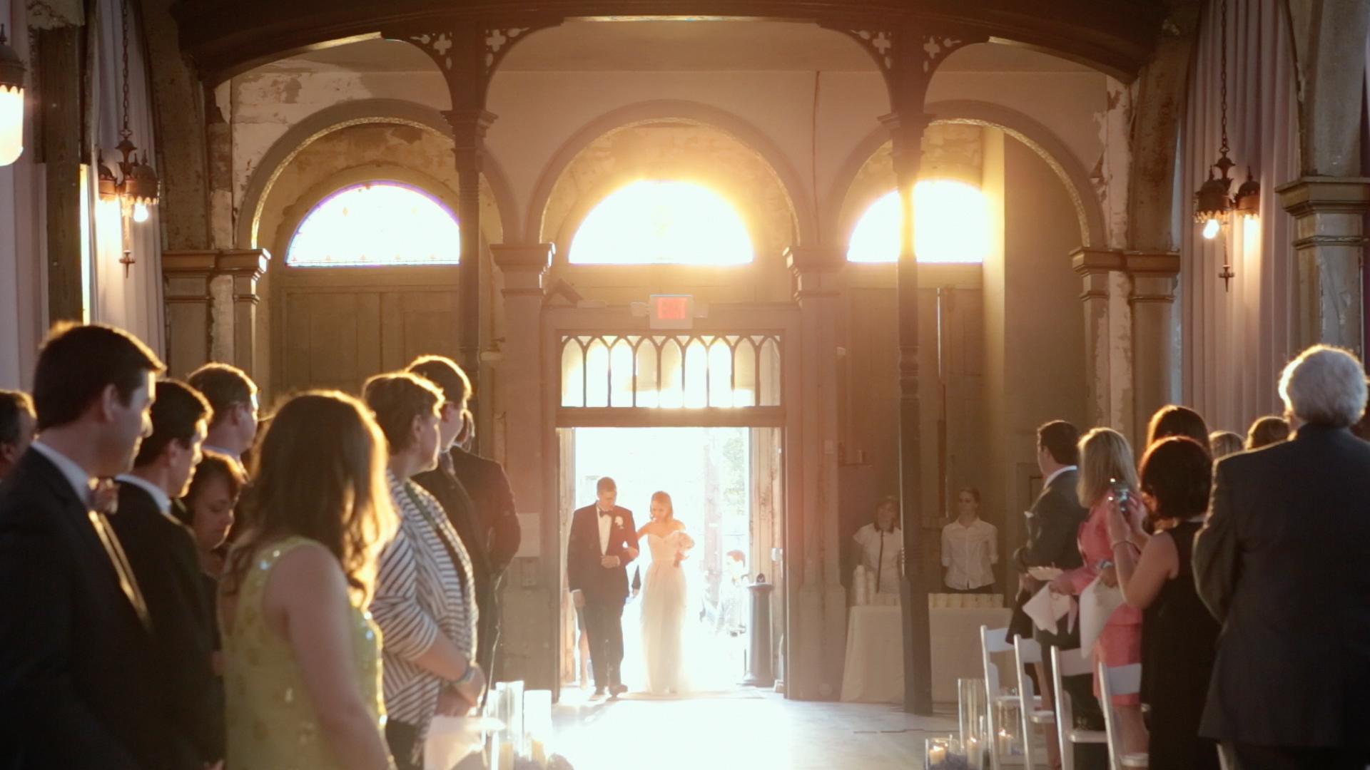 Adrienne + Kyle / Wedding Trailer